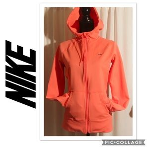 NIKE Long-Sleeve Therma-FIT All Time Hoodie Sz Sml